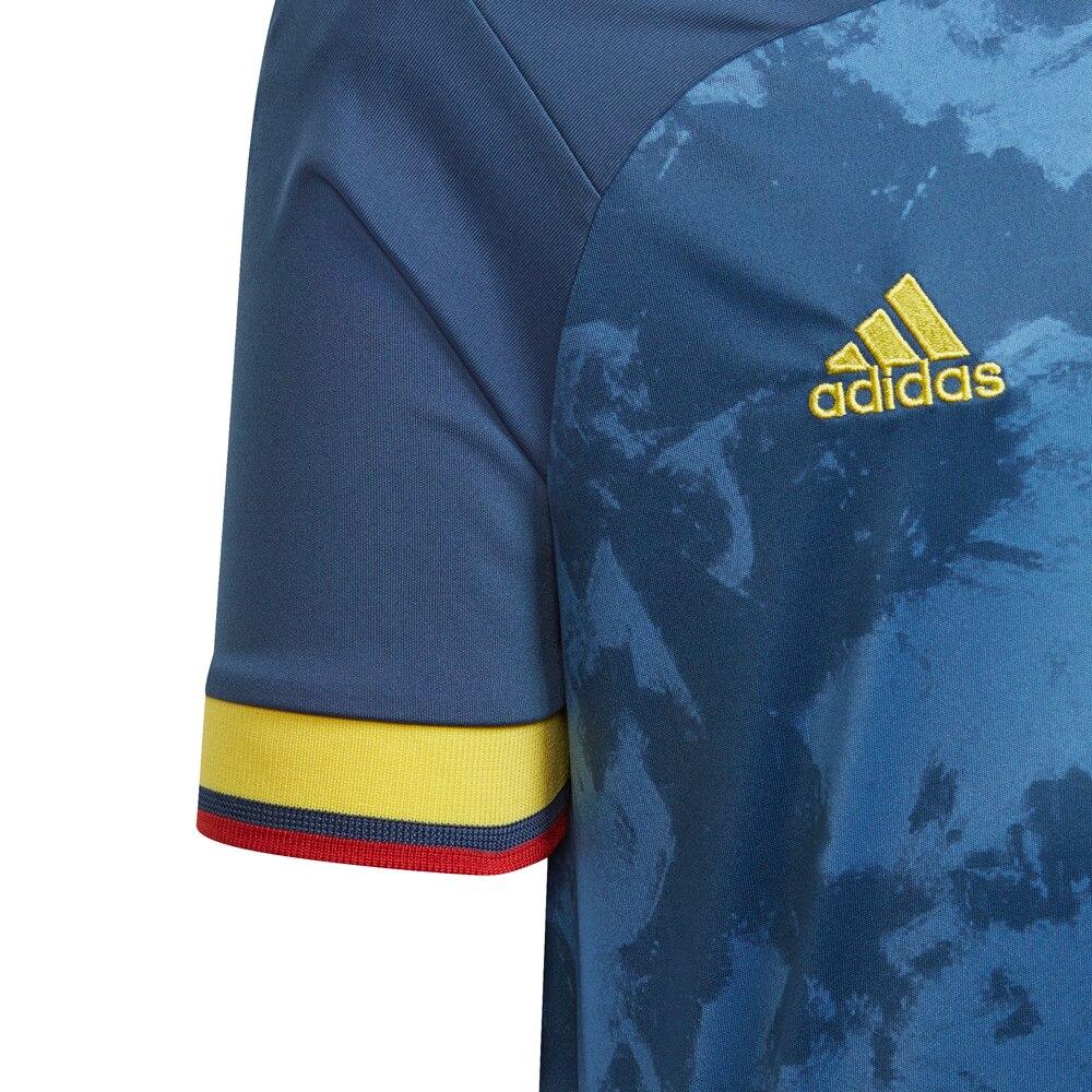 Adidas Colombia Fotballdrakt 2020 Borte Barn