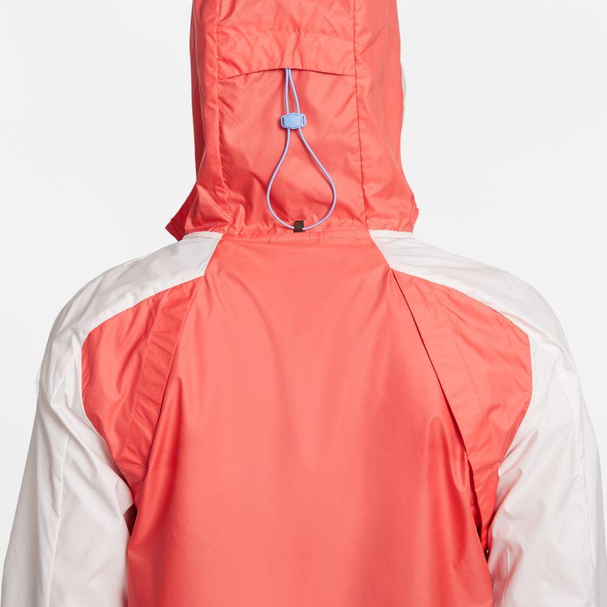 Nike Trail Shield Løpejakke Dame Oransje