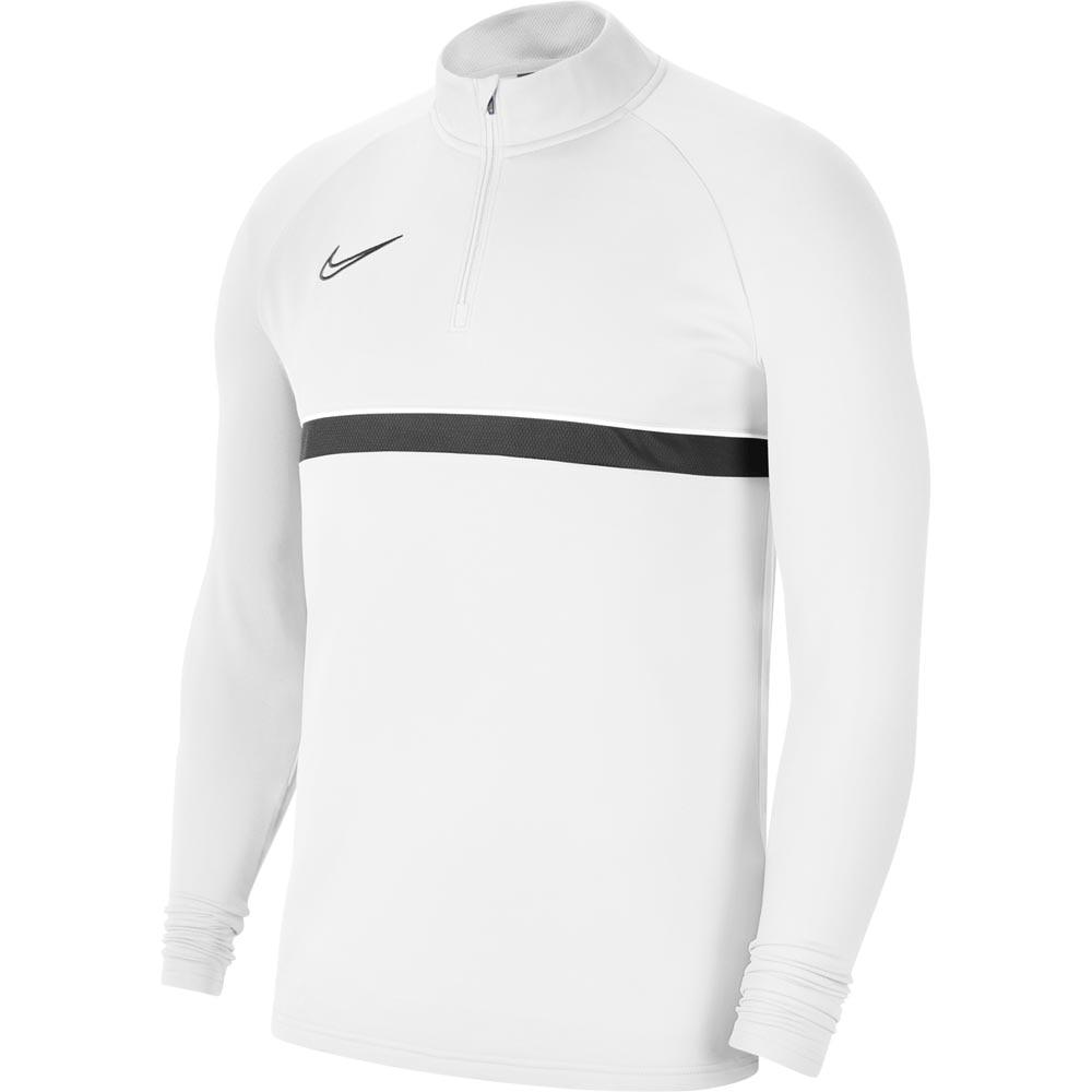 Nike Academy 21 Treningsgenser Hvit