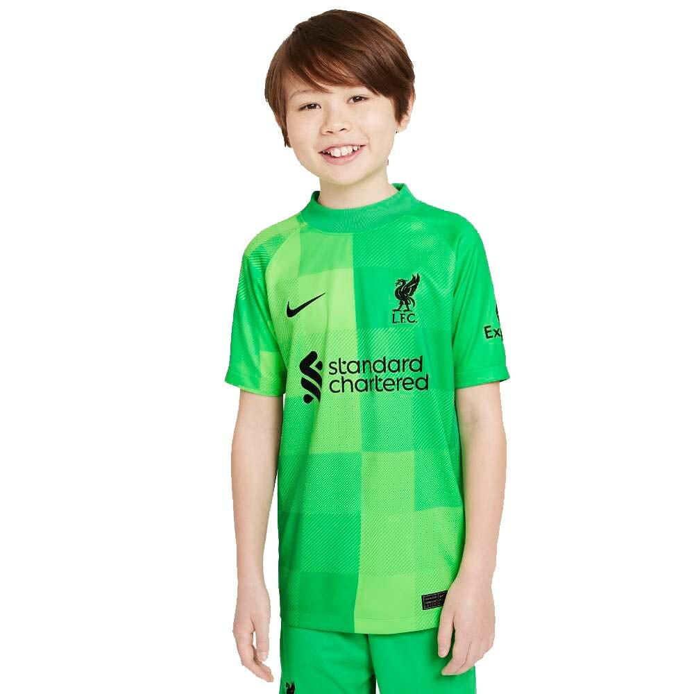 Nike Liverpool FC Fotballdrakt 21/22 Keeper Barn