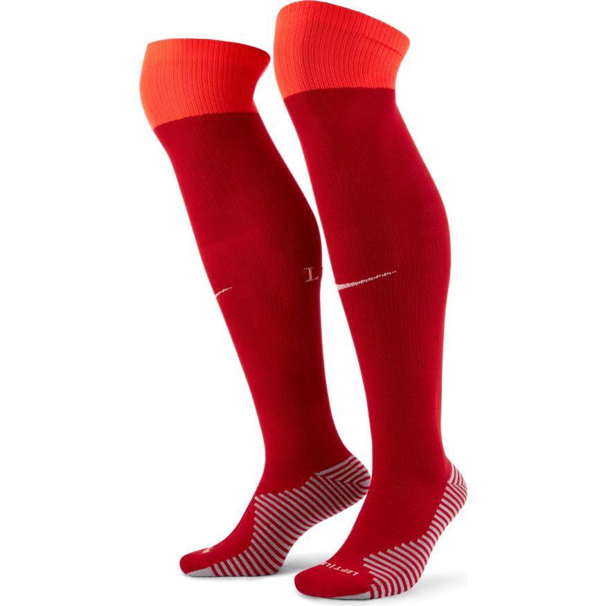 Nike Liverpool FC Fotballstrømper 21/22 Hjemme