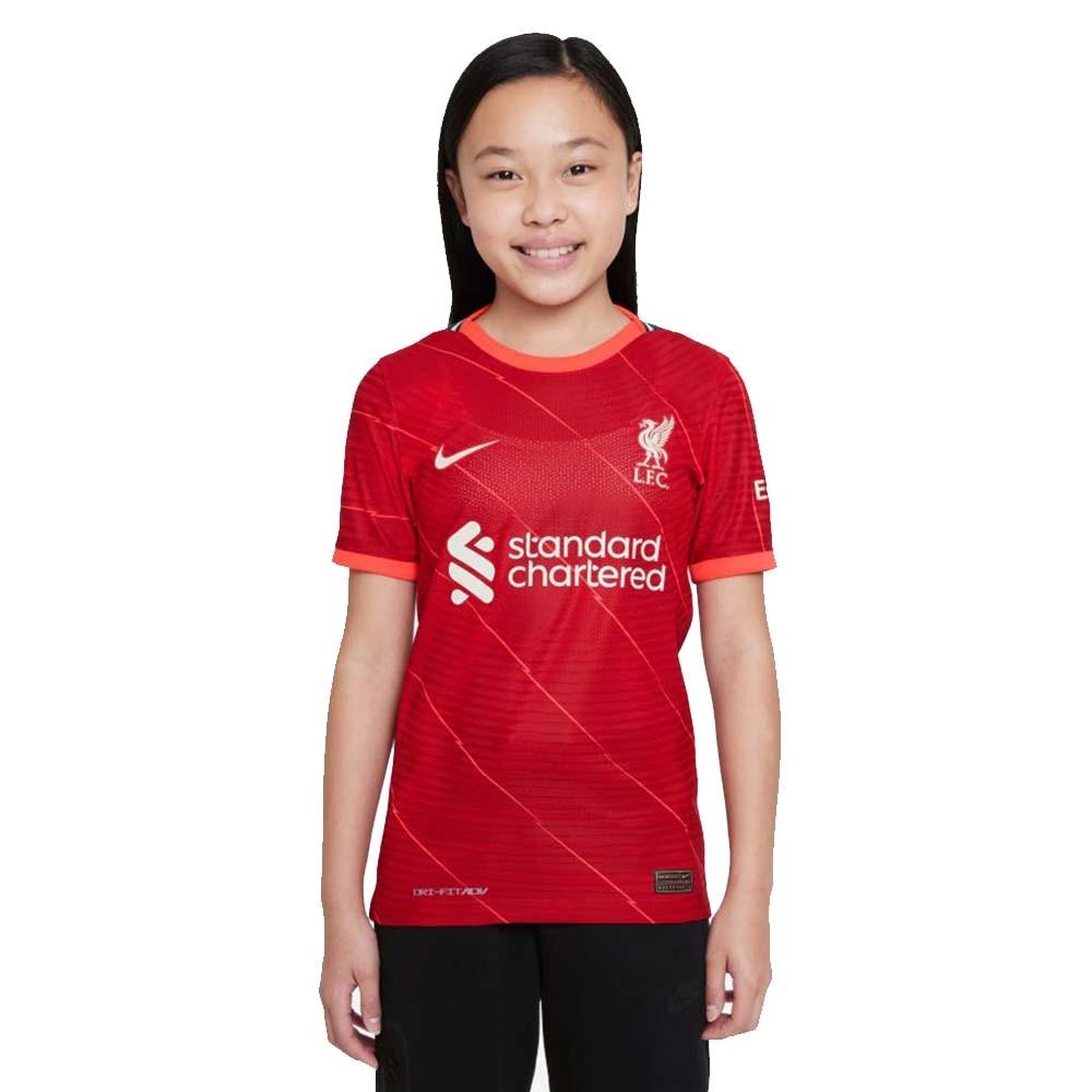 Nike Liverpool FC ADV Match Fotballdrakt 21/22 Hjemme Barn