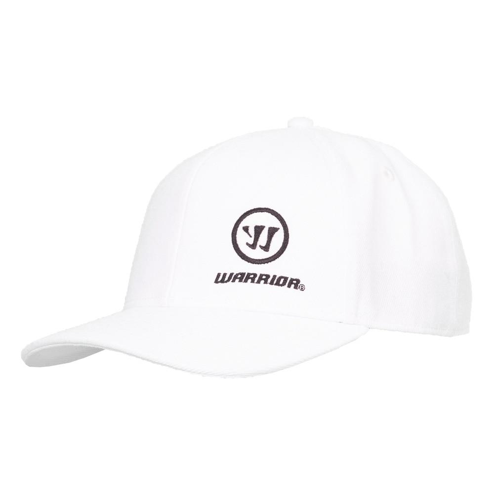 Warrior Snapback Cap Hvit