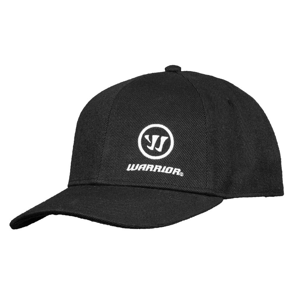 Warrior Snapback Cap Svart