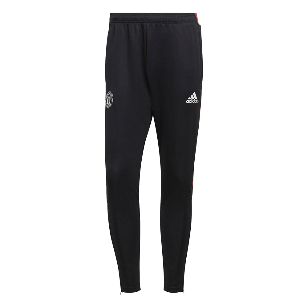 Adidas Manchester United Treningsbukse 21/22 Sort