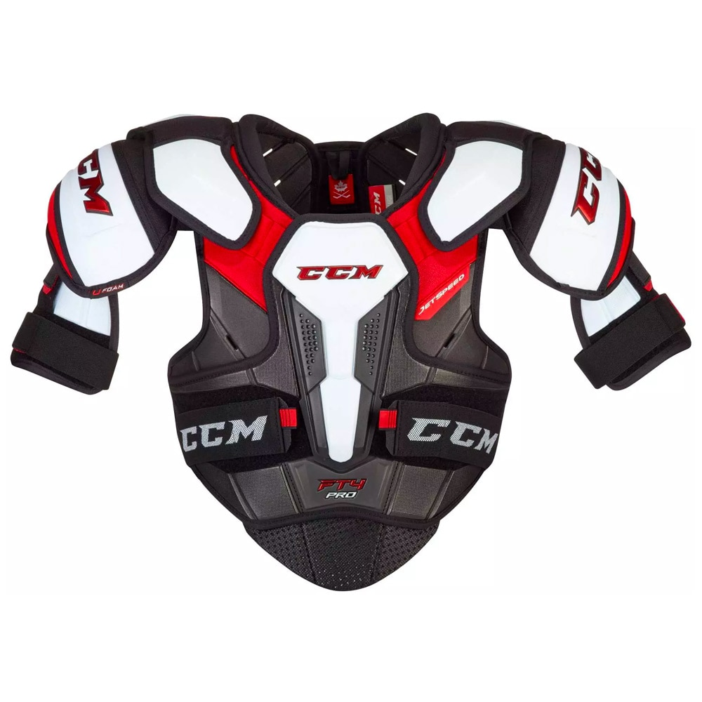 Ccm JetSpeed FT4 PRO Skulderbeskyttelse Hockey