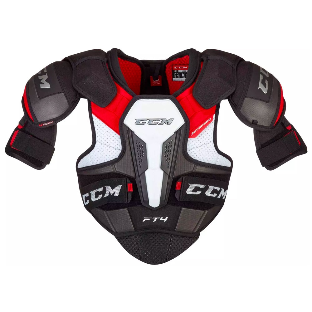 Ccm JetSpeed FT4 Skulderbeskyttelse Hockey