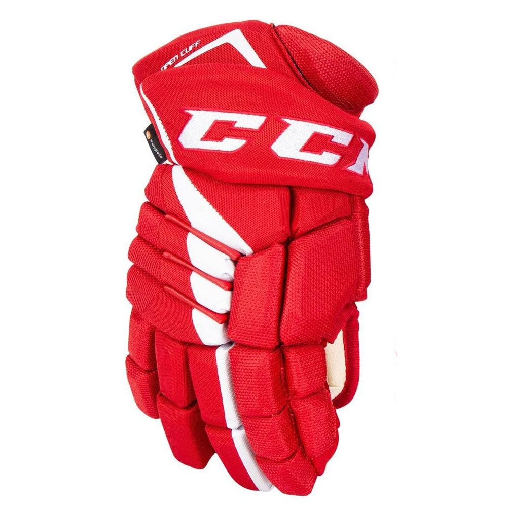 Ccm JetSpeed FT4 PRO Hockeyhanske Rød