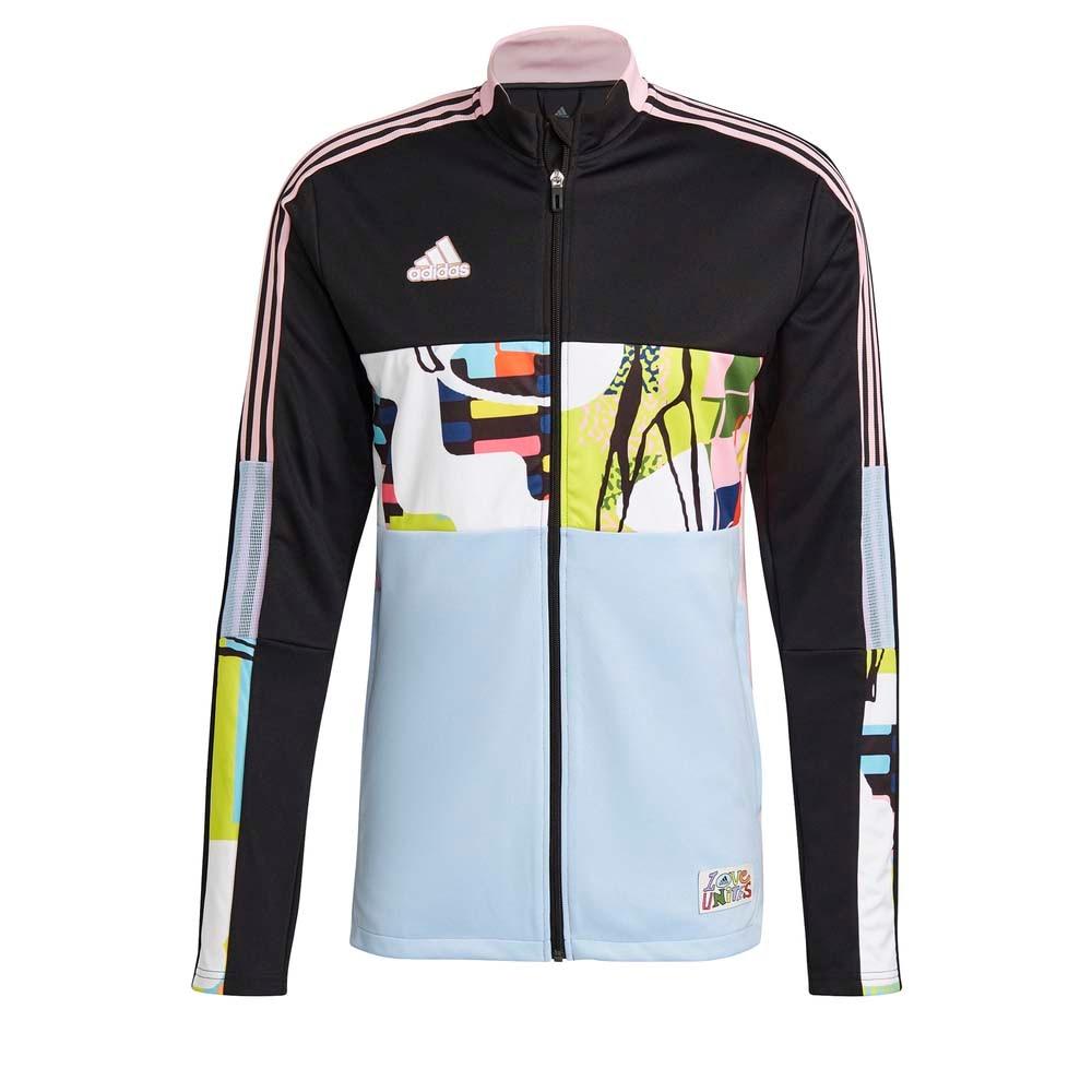 Adidas House of Tiro 21 Treningsjakke Love Unites