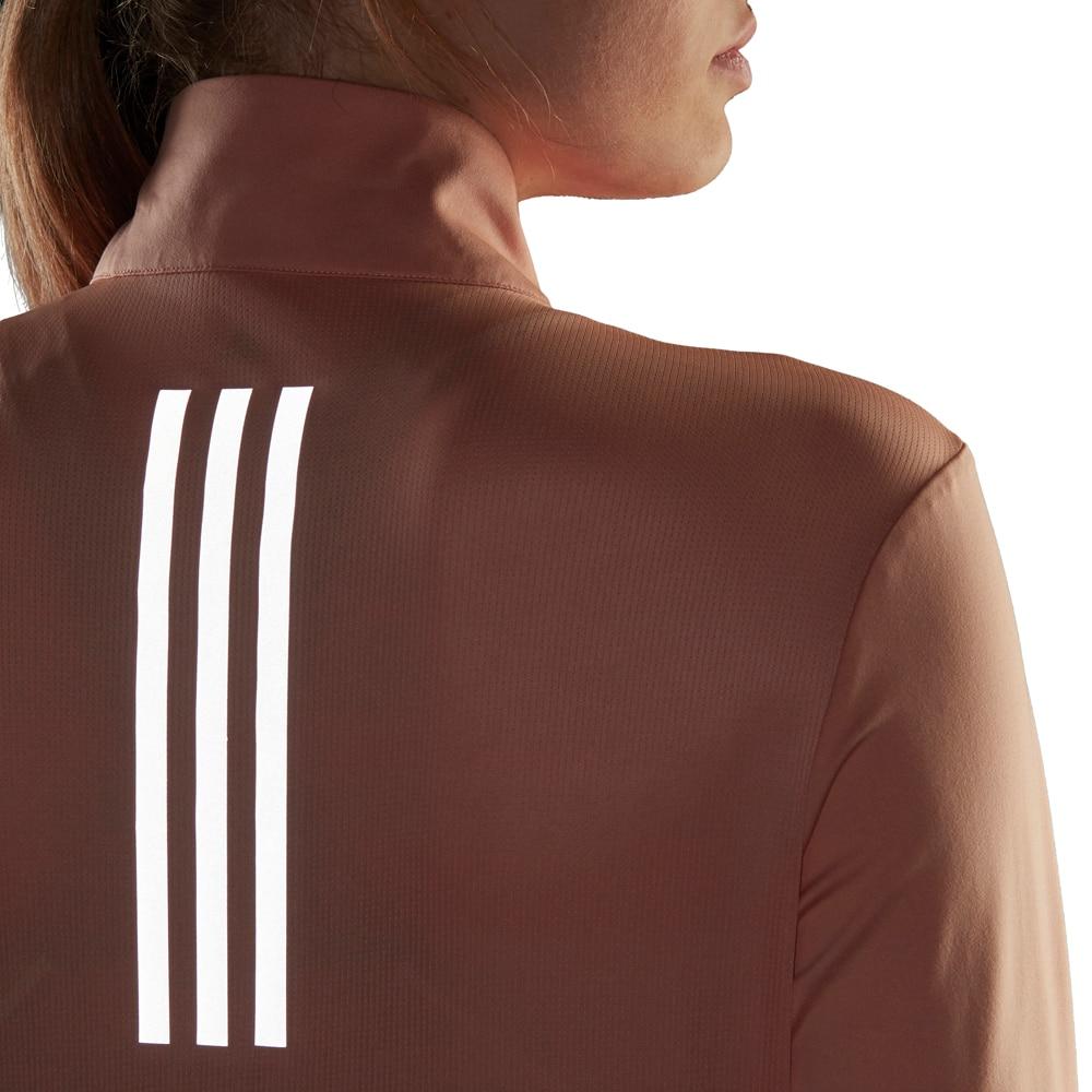 Adidas Own The Run Half-Zip Løpetrøye Dame