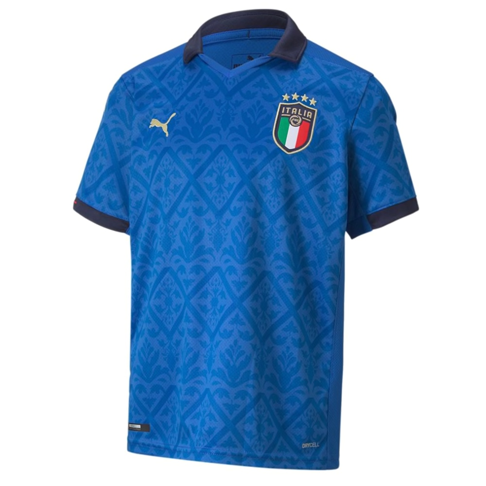Puma Italia Fotballdrakt EM 2020 Hjemme Barn