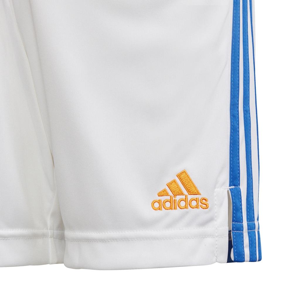 Adidas Real Madrid Fotballshorts 21/22 Hjemme Barn