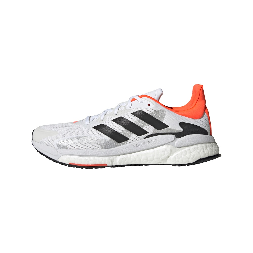 Adidas Solar Boost 3 Joggesko Herre Hvit/Oransje