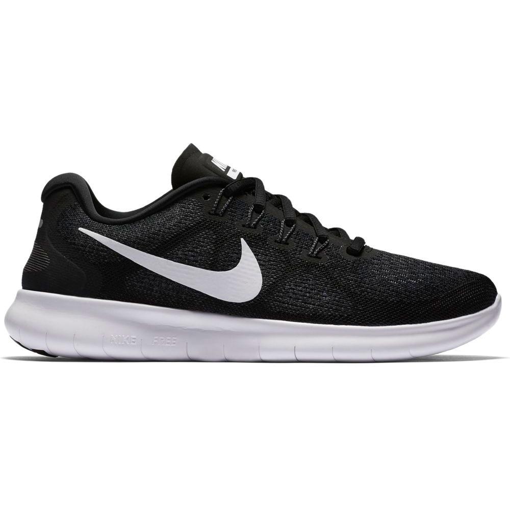 Nike Free Run 2 Joggesko Dame Sort/Hvit
