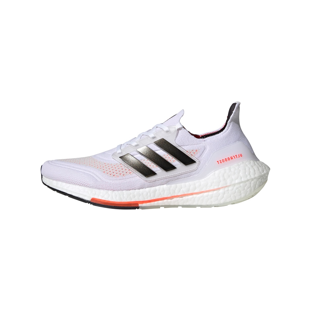 Adidas UltraBoost 21 Joggesko Herre Hvit/Oransje