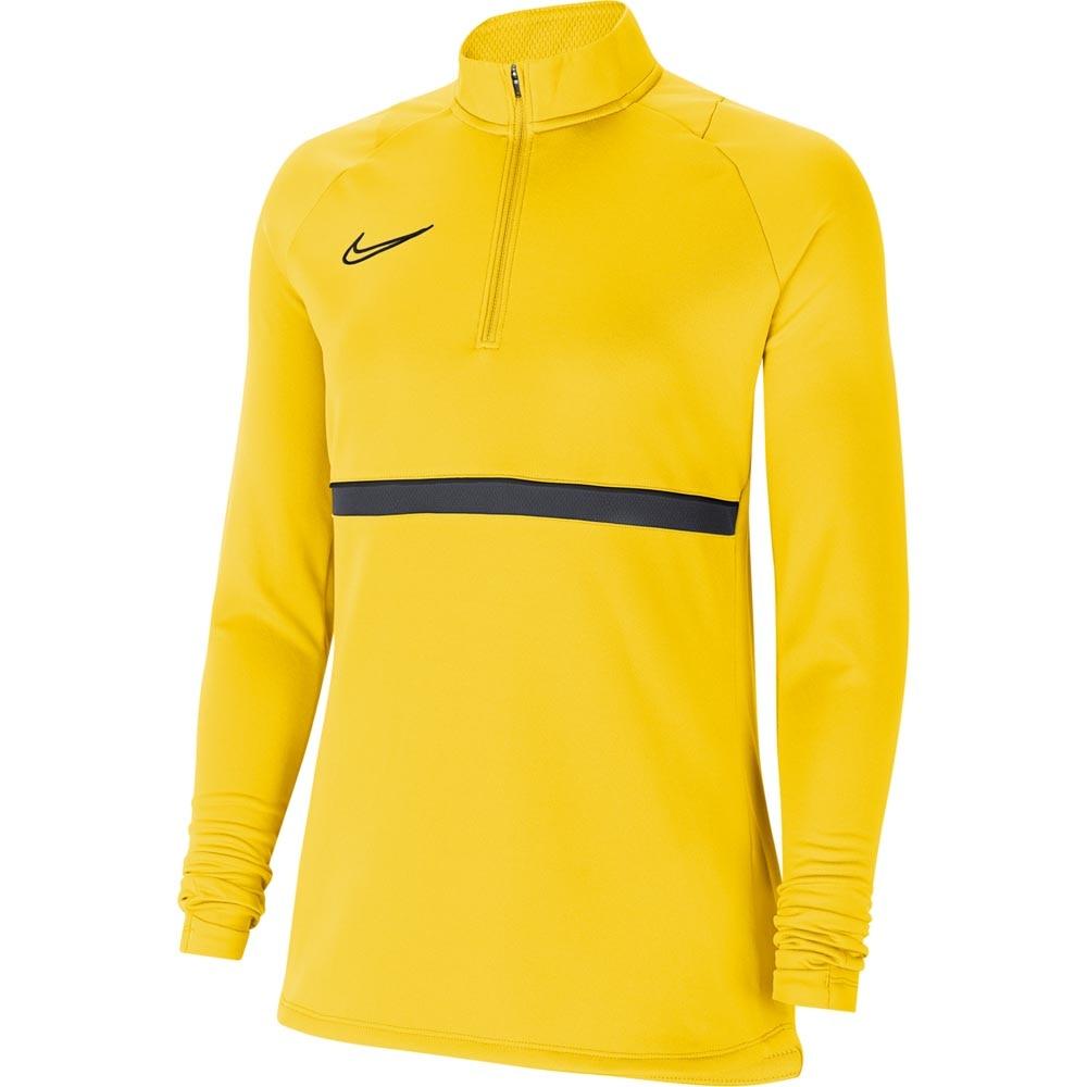 Nike Academy 21 Treningsgenser Dame Gul