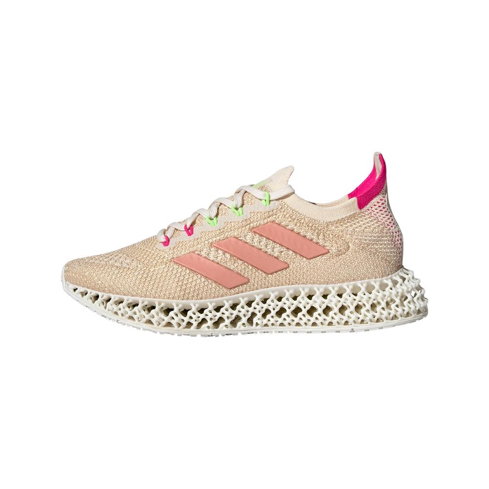 Adidas 4Dfwd Joggesko Dame Beige