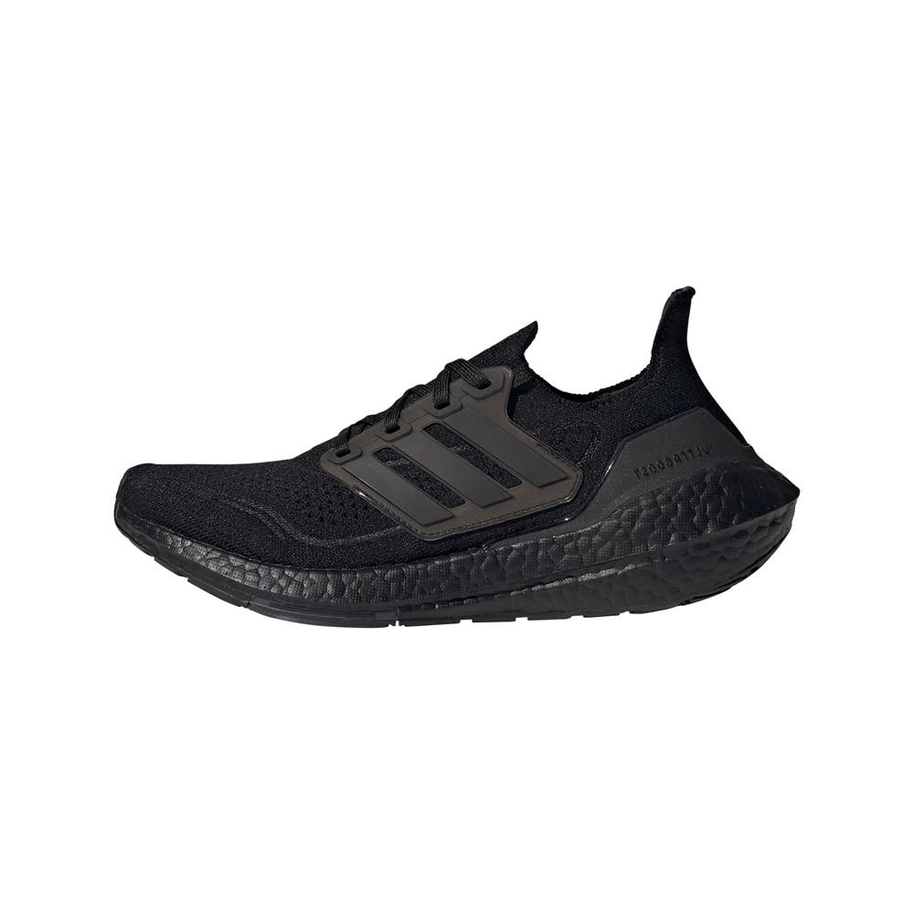 Adidas UltraBoost 21 Joggesko Dame Sort/Sort