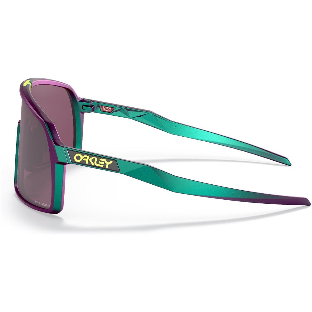 Oakley Sutro Prizm Road Grønn/Lilla