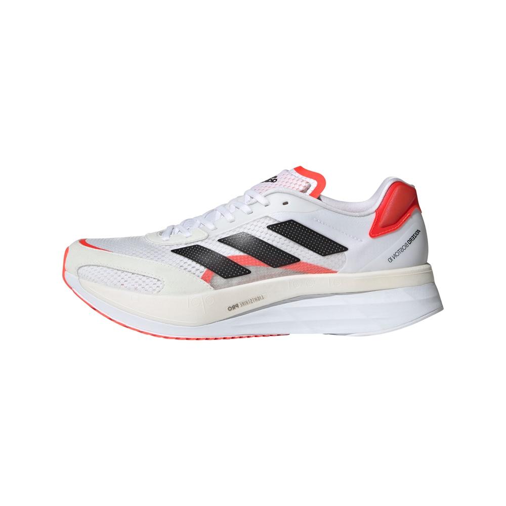 Adidas Adizero Boston 10 Joggesko Herre Hvit