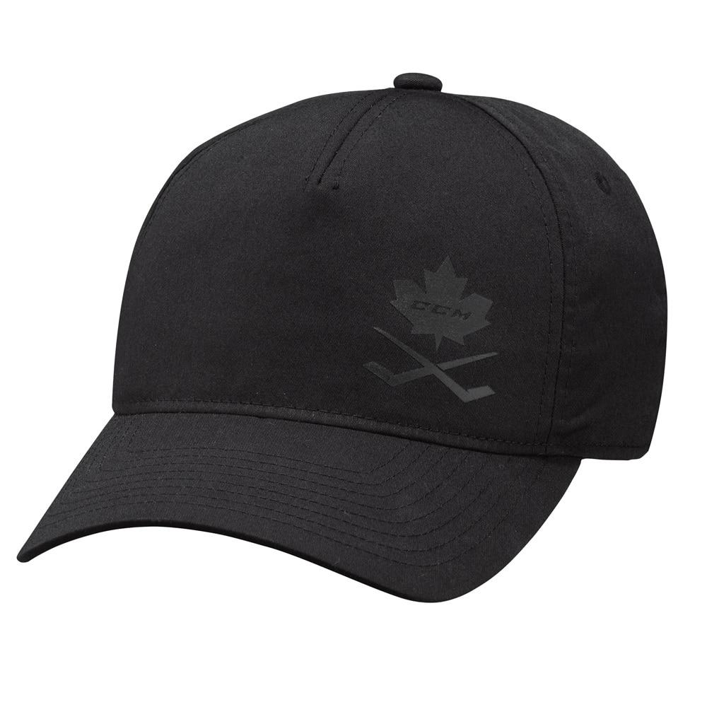 Ccm Blackout Trucker Cap
