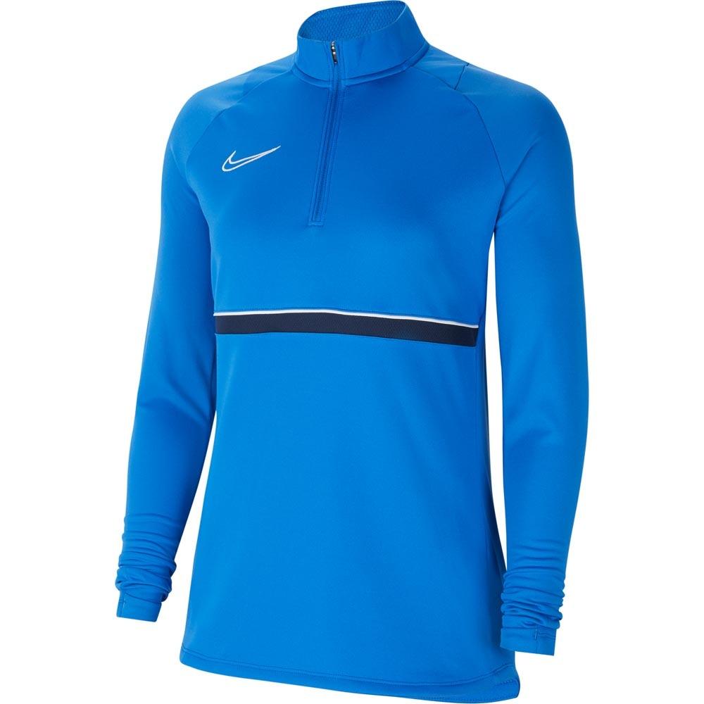 Nike Academy 21 Treningsgenser Dame Blå