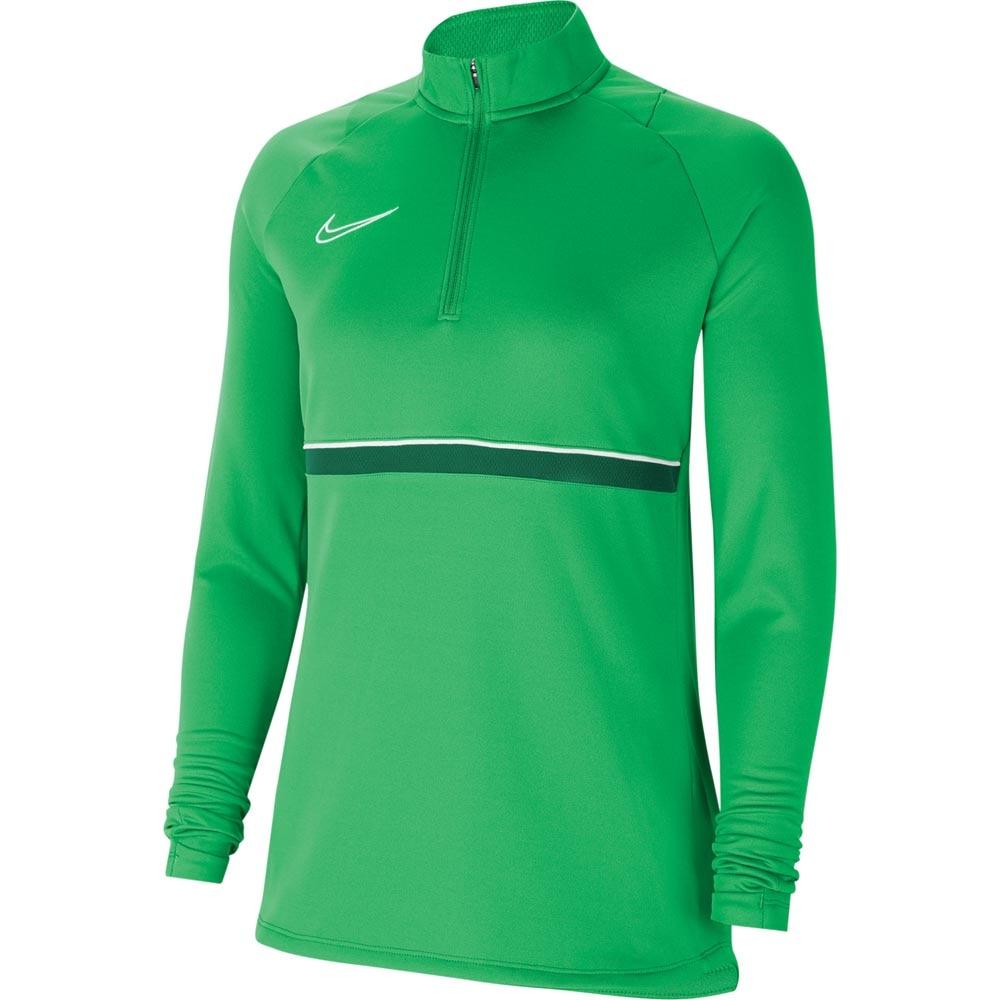 Nike Academy 21 Treningsgenser Dame Grønn
