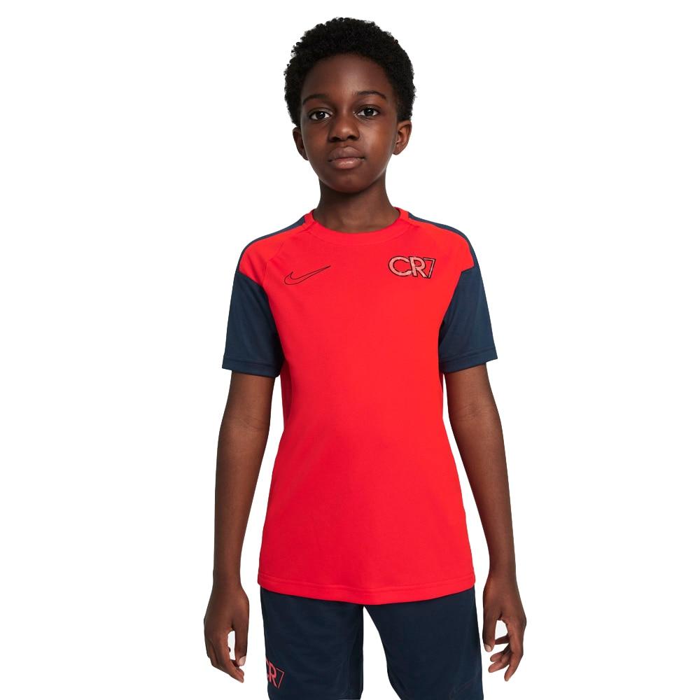 Nike Dri-Fit CR7 Treningstrøye Barn Rød