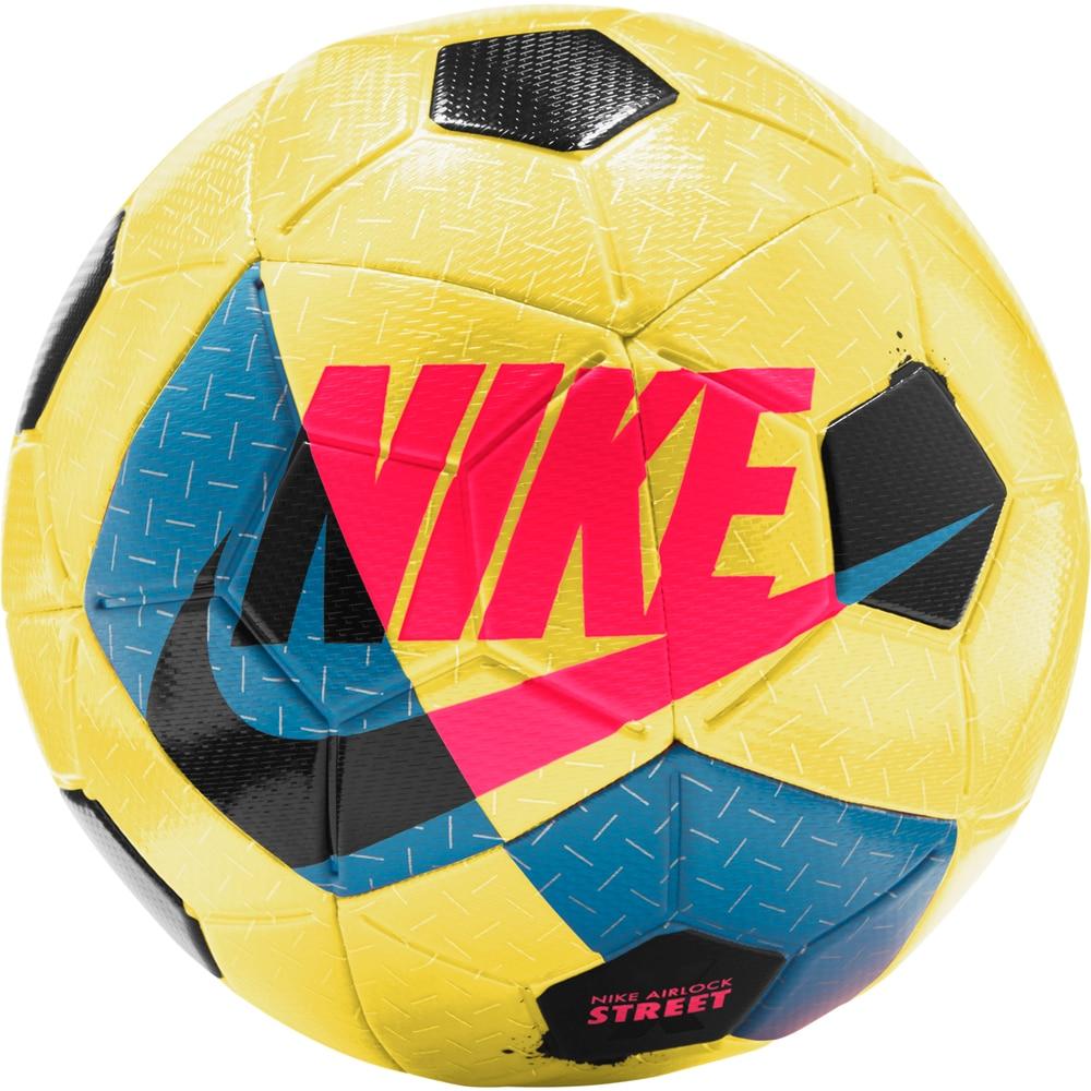 Nike Airlock Street Fotball Gul