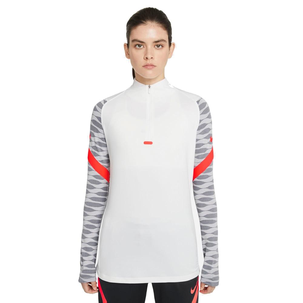 Nike Dry Strike 21 Drill Fotballgenser Hvit/Sort