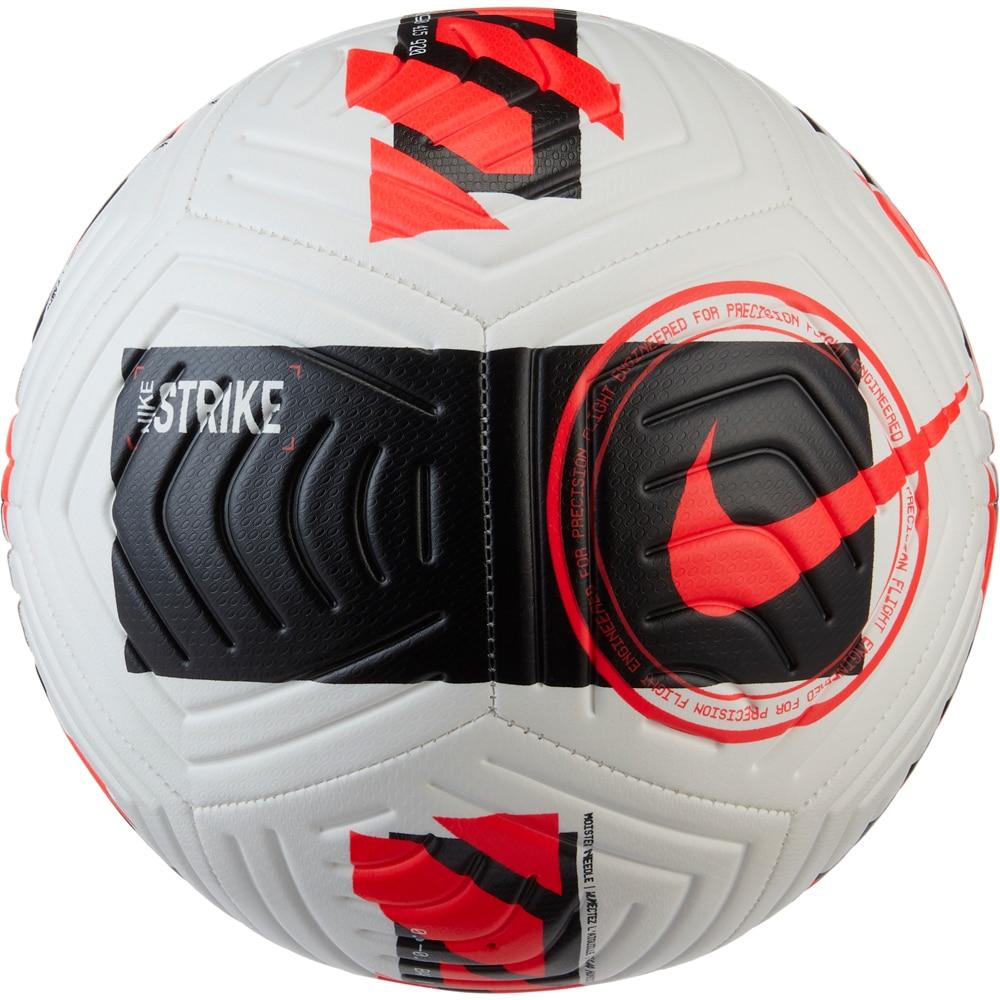 Nike Strike Fotball Hvit/Sort/Rød