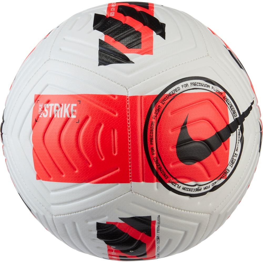 Nike Strike Fotball Hvit/Rød