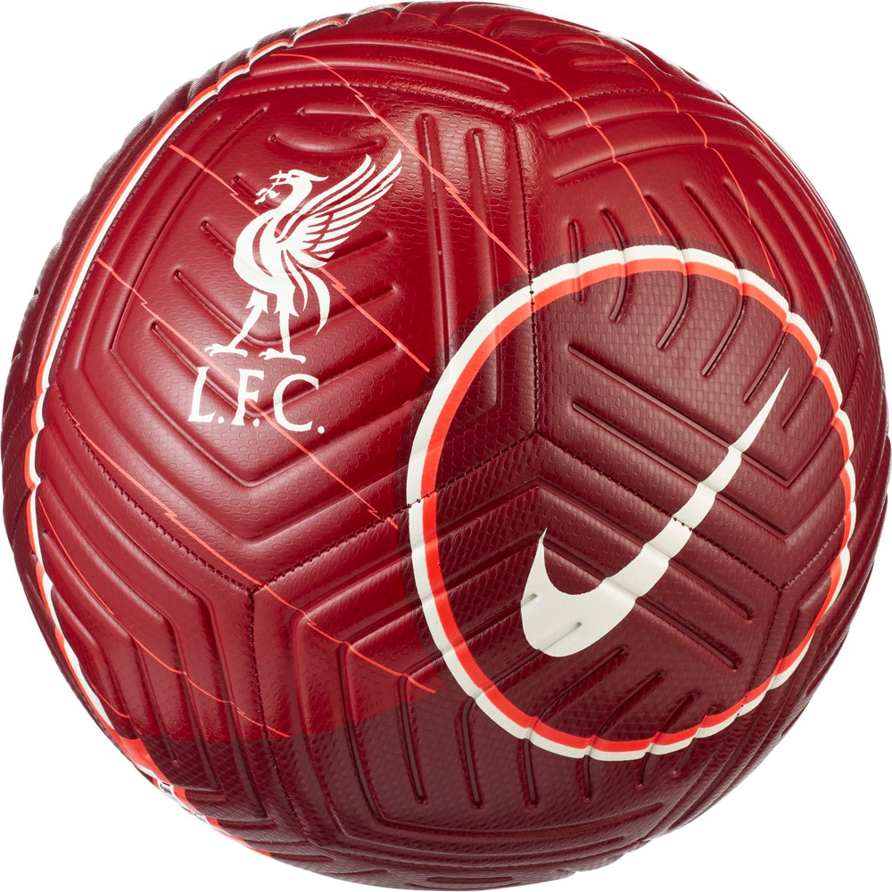 Nike Liverpool FC Strike Fotball 21/22 Rød