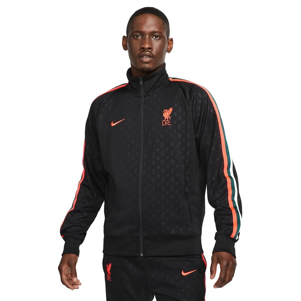 Nike Liverpool FC N98 Fritidsjakke 21/22 Sort