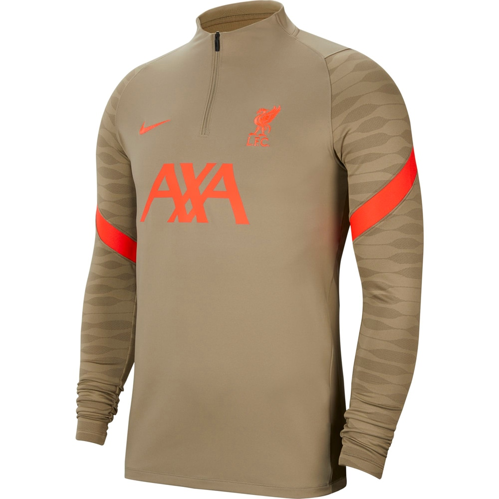 Nike Liverpool FC Treningsgenser 21/22 Beige
