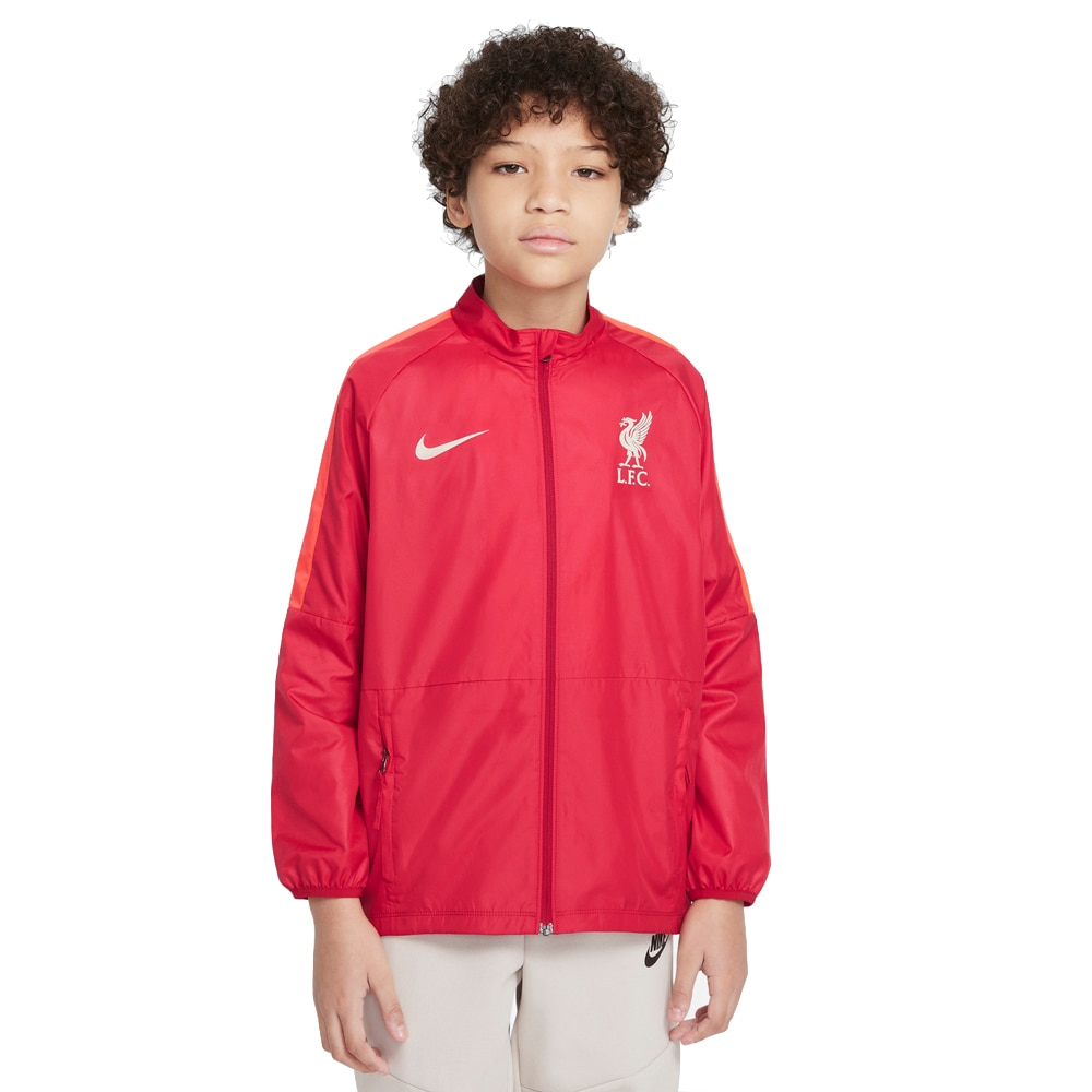 Nike Liverpool FC Repel Academy Jakke 21/22 Barn Rød