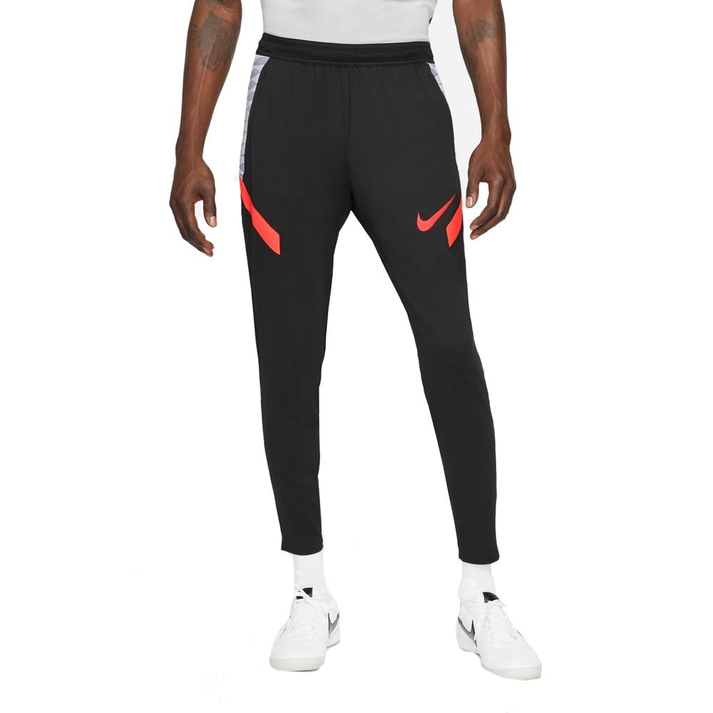 Nike Dry Strike 21 Fotballbukse Sort/Oransje