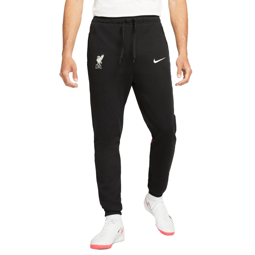 Nike Liverpool FC Travel Fritidsbukse 21/22 Sort
