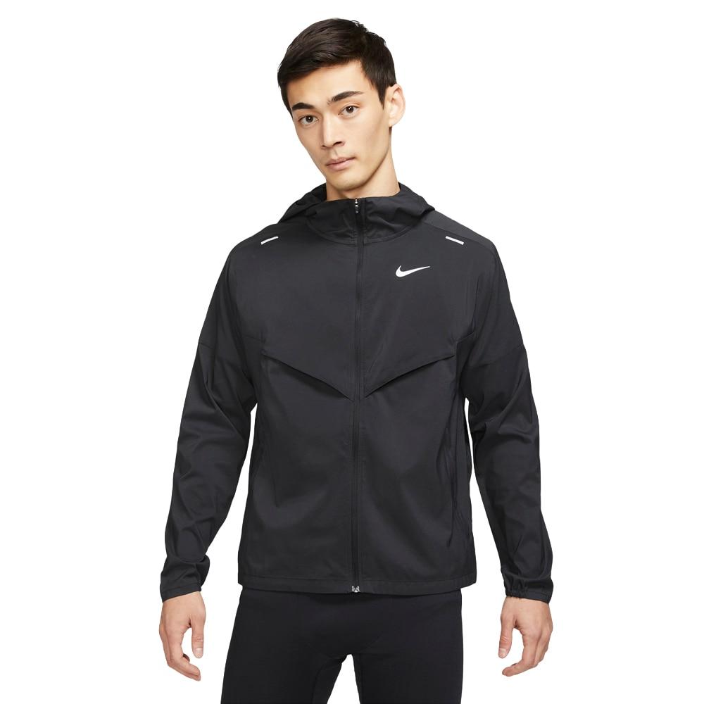 Nike Repel UV Windrunner Treningsjakke Herre Sort