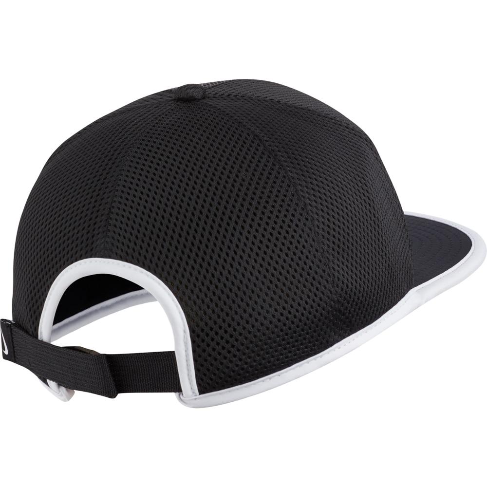Nike Dry Pro Trail Caps Sort/Hvit