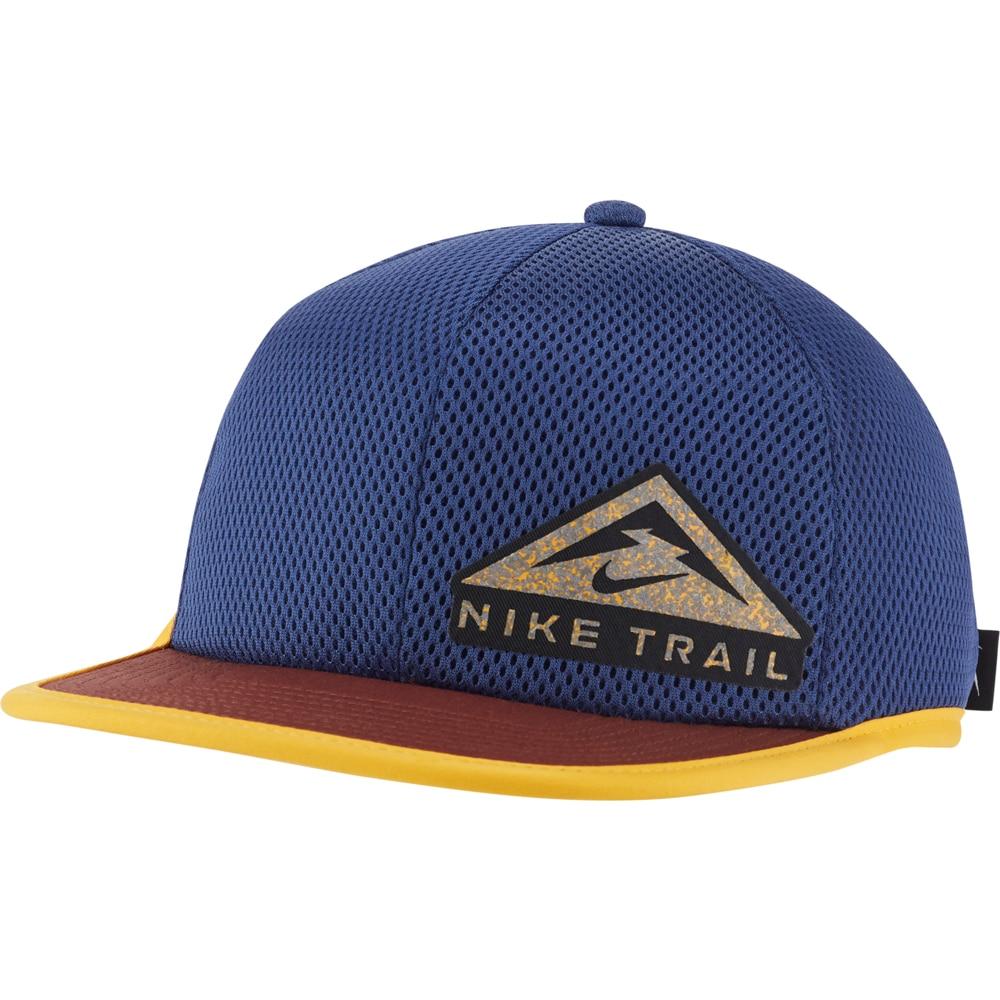 Nike Dry Pro Trail Caps Blå/Burgunder