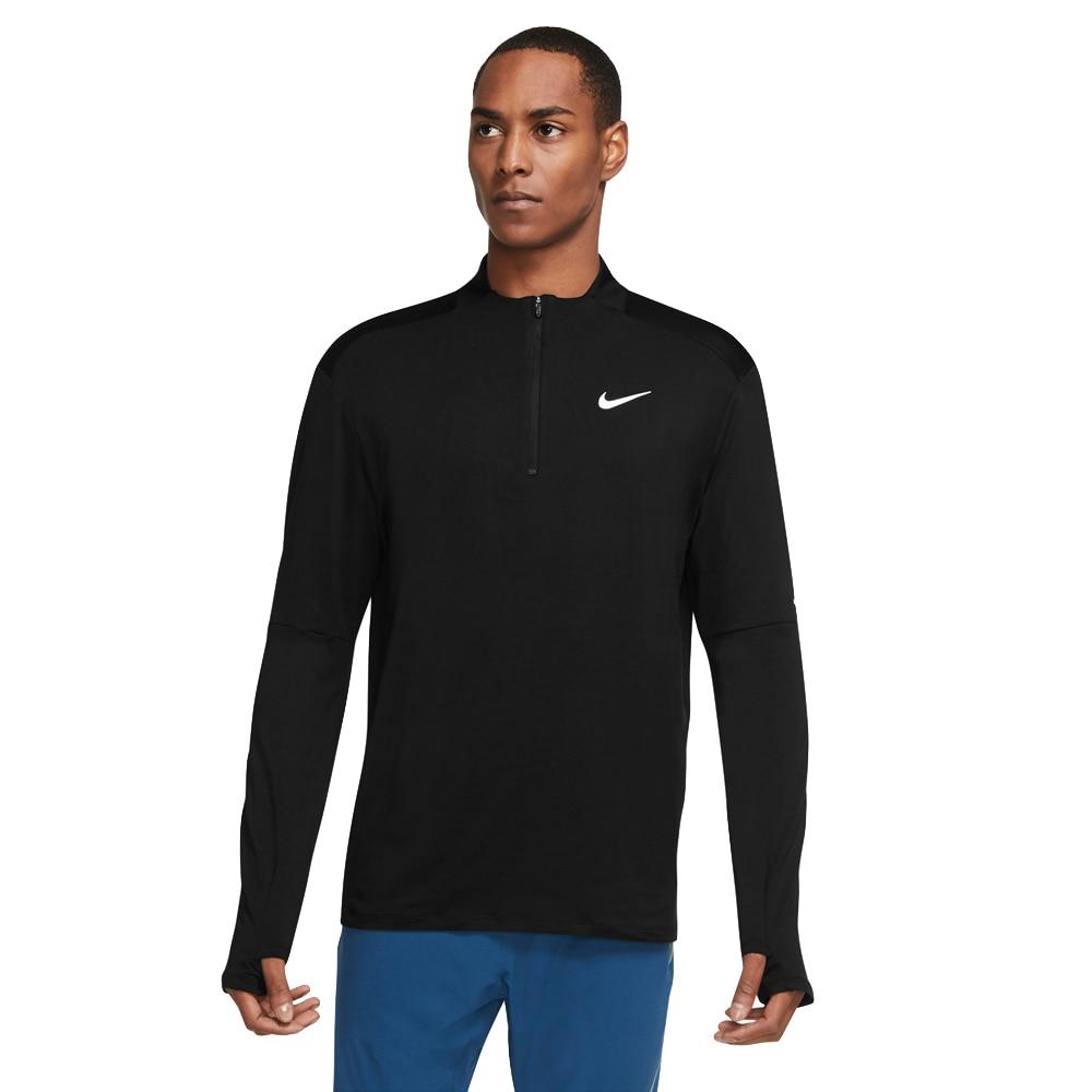 Nike Dri-Fit Element Treningsgenser Herre Sort