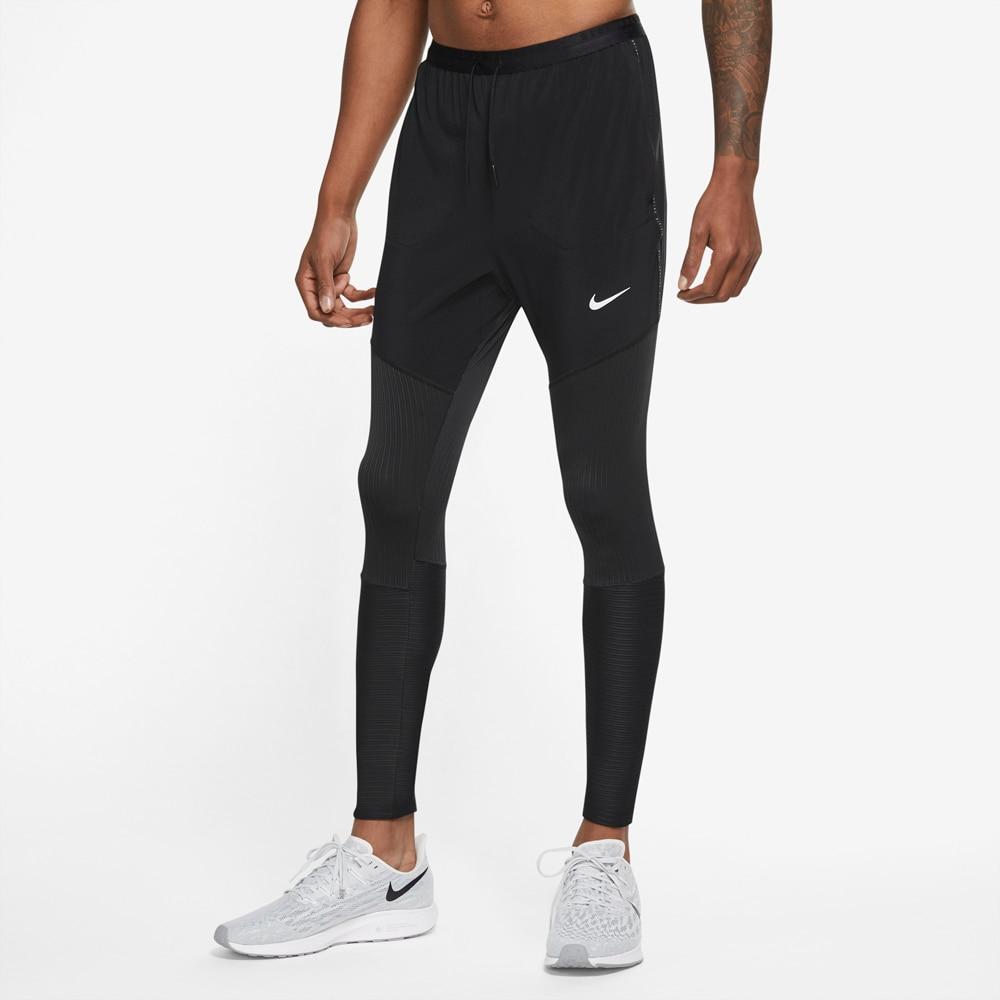 Nike Run Division Phenom Elite Hybrid Løpebukse Herre Sort