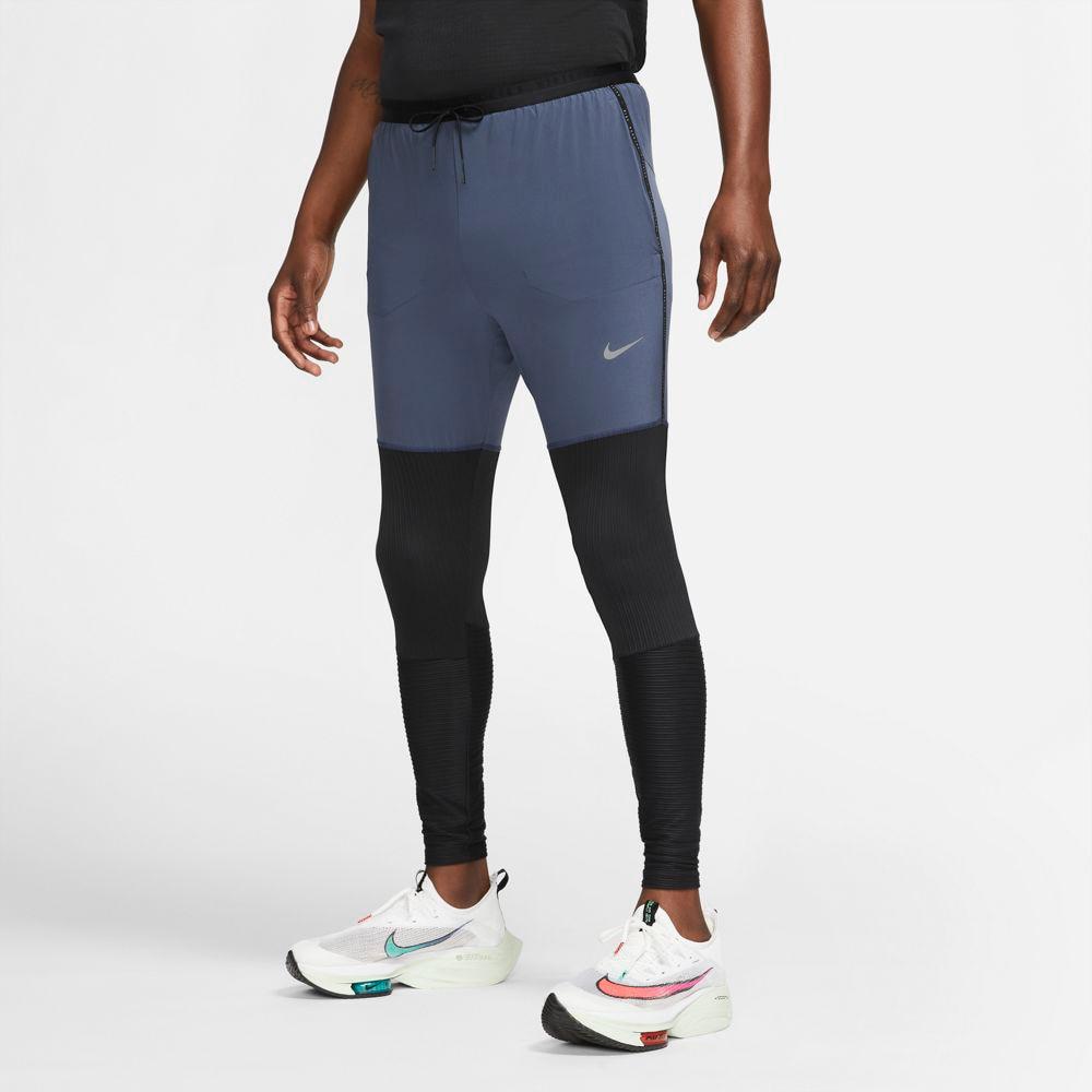 Nike Run Division Phenom Elite Hybrid Løpebukse Herre  Blå