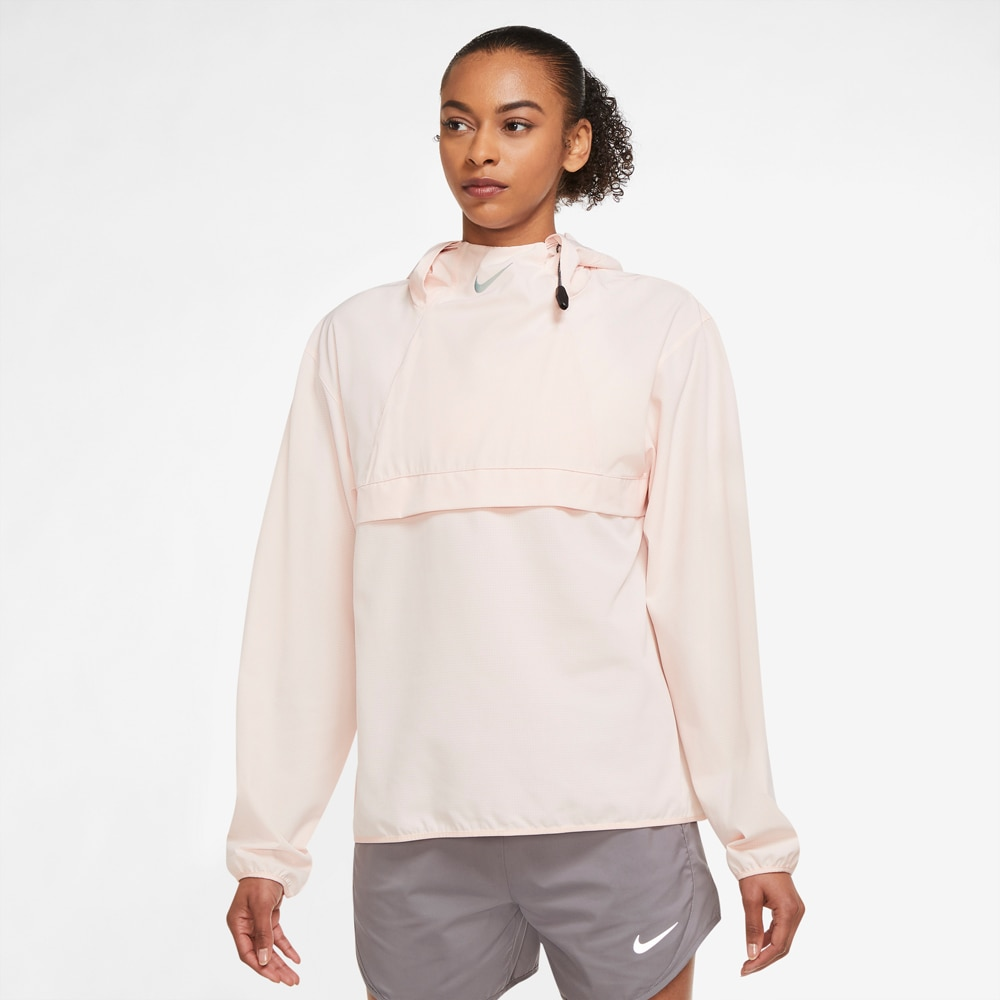 Nike Run Division Treningsjakke Dame Rosa