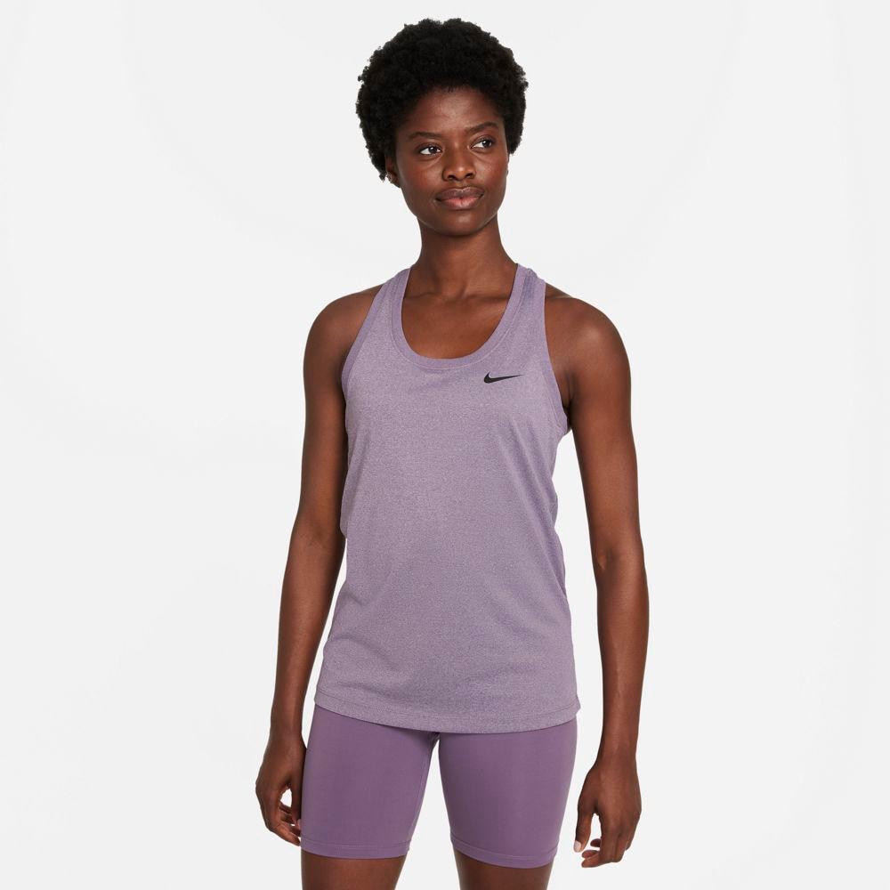 Nike Raceback Singlet Dame Lilla