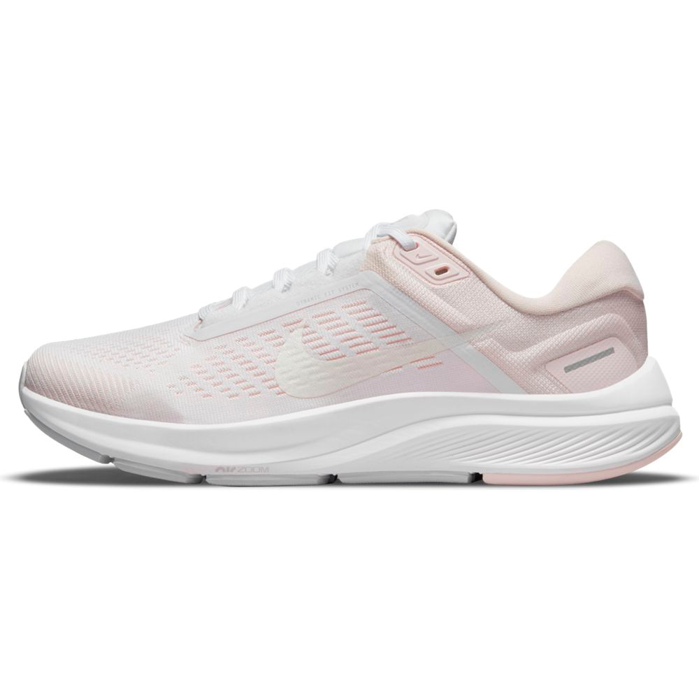 Nike Air Zoom Structure 24 Joggesko Dame Rosa