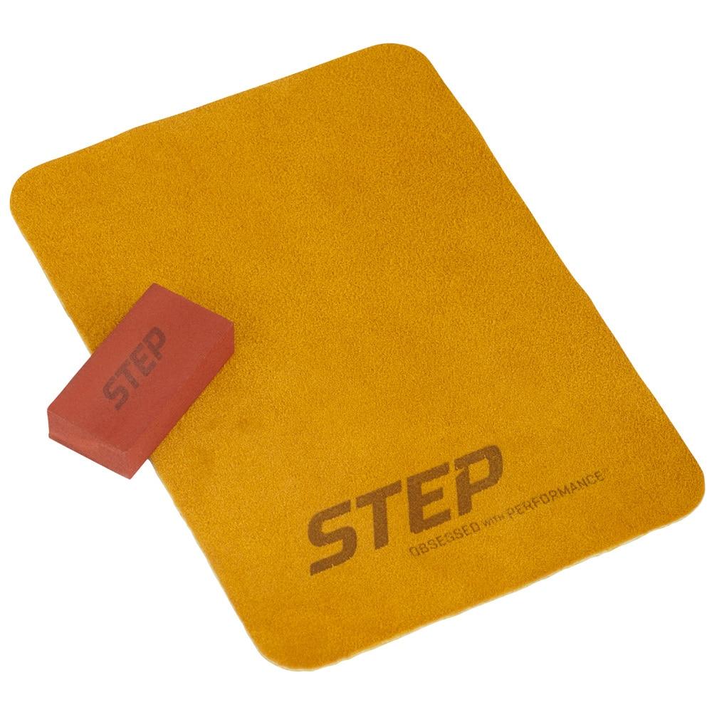 Ccm Step Honing Bryne og Klut Kit