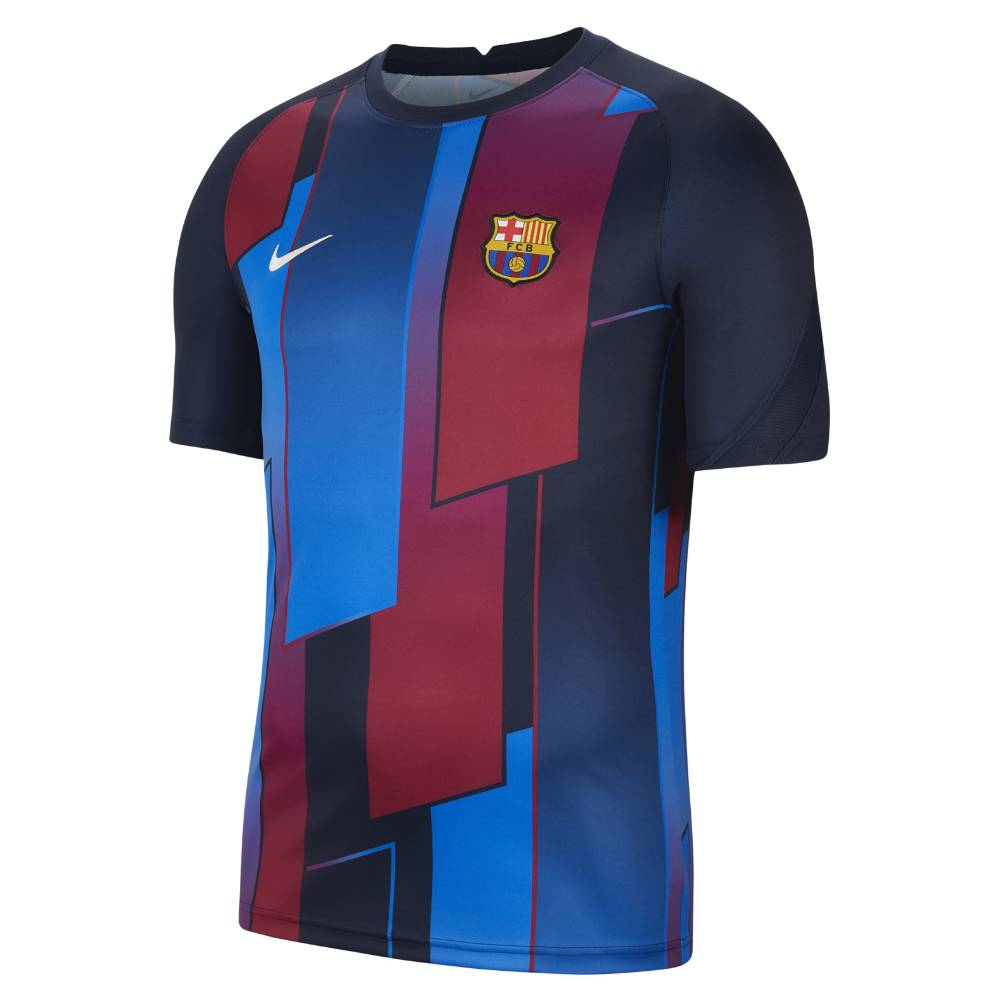 Nike FC Barcelona Pre Match Trøye 21/22 Hjemme