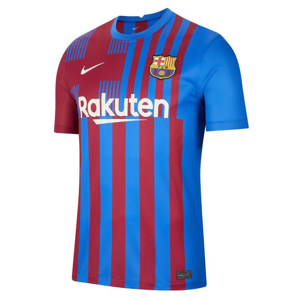Nike FC Barcelona Fotballdrakt 21/22 Hjemme
